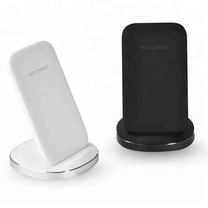 Wireless Charger, 5 โวลต์ 2A Qi Inductive Wireless Charger สำหรับ iPhone 8 8 จุด X Samsung