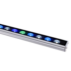 Blauw + Wit + Groen + Uv Spectrum Led Aquarium Light Bar Voor Koraal, Rif, Zooxanthella