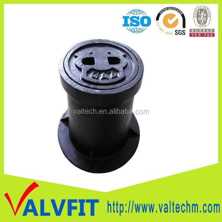 Ductile iron water meter box