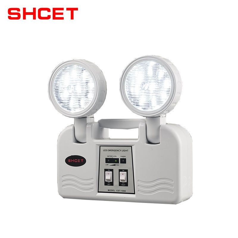china manufacturer high quality safety industrial led rechargeable emergency light
