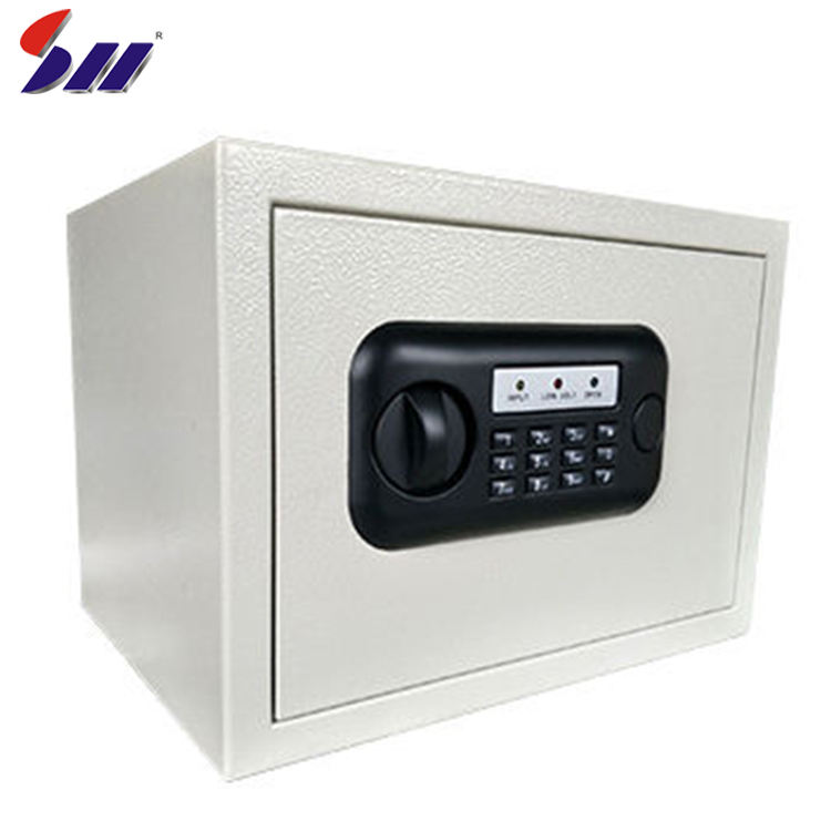Digital furniture hotel digital reset code electronic safe box