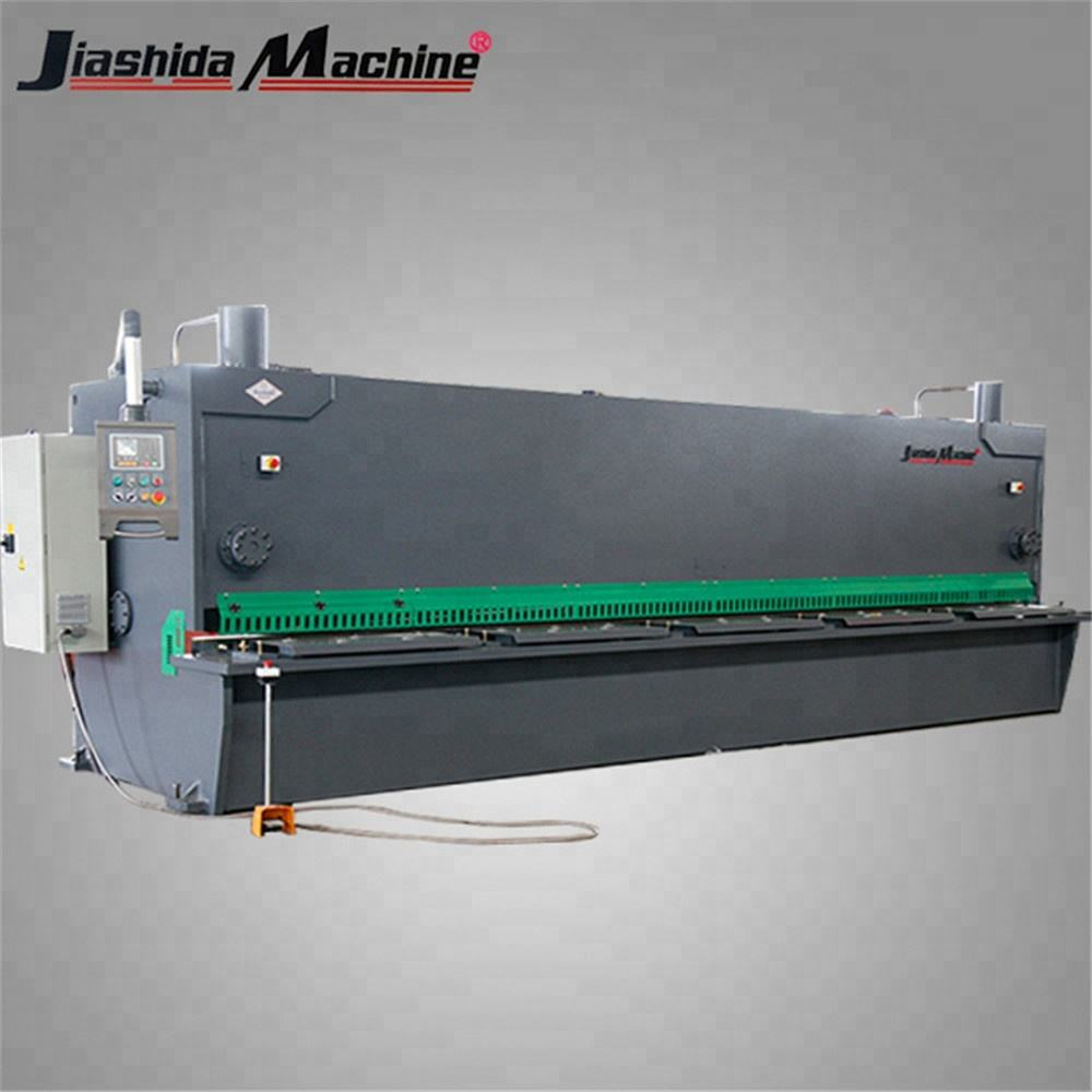 QC11K/Y 6X6000 hydraulic guillotine shear machine