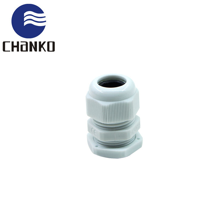 High Grade Certificate IP68 Waterproof Nylon Cable Gland M24