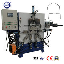 Automatic Metal Wire End Stamping Construction Bucket Handle Making Machine