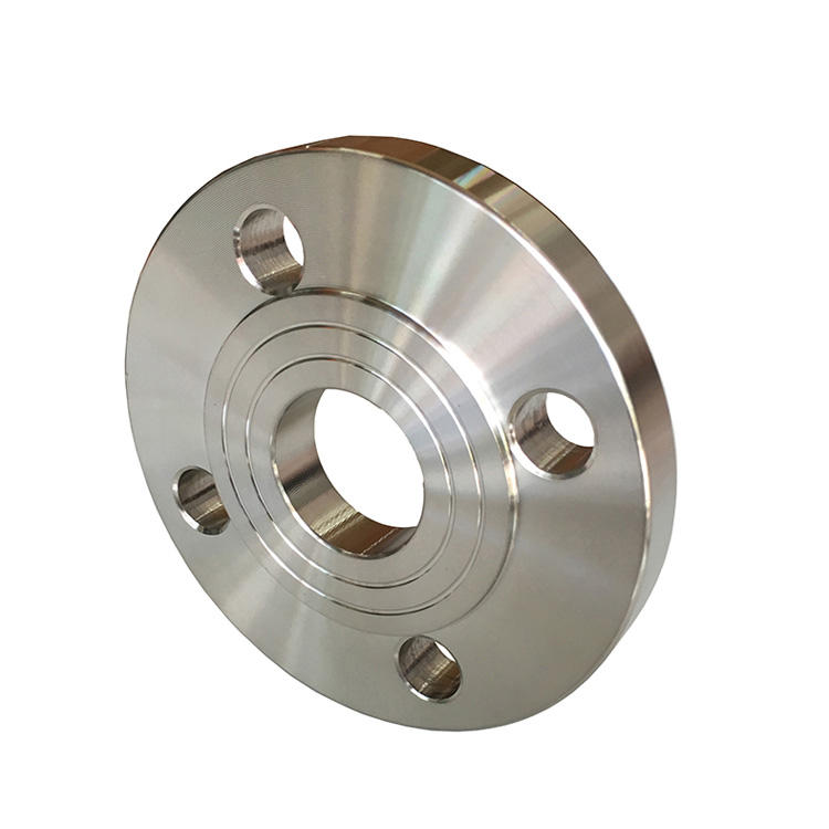 Manufacturer Different Diameter ANSI Class 125 Stainless Steel Flange