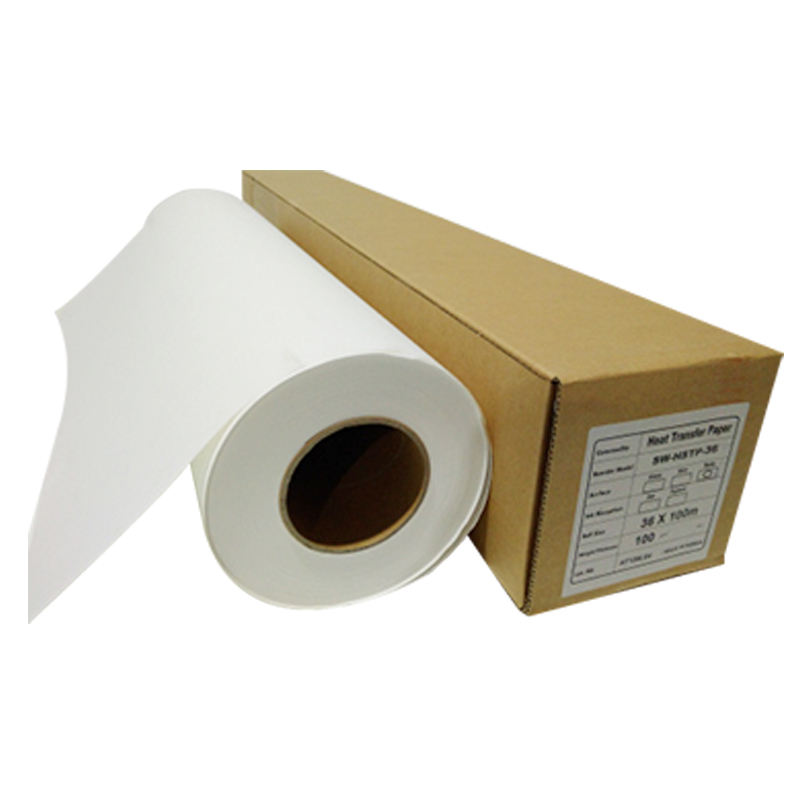 A3 A4 rolls sublimation plastisol transfer 3d sublimation paper heat transfer paper roll
