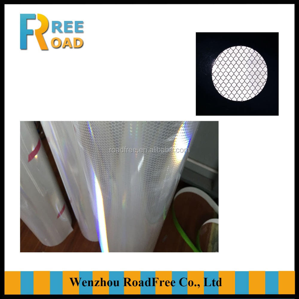 self-adhesive 3M Diamond Grade Reflective sticker sheeting for school bus
