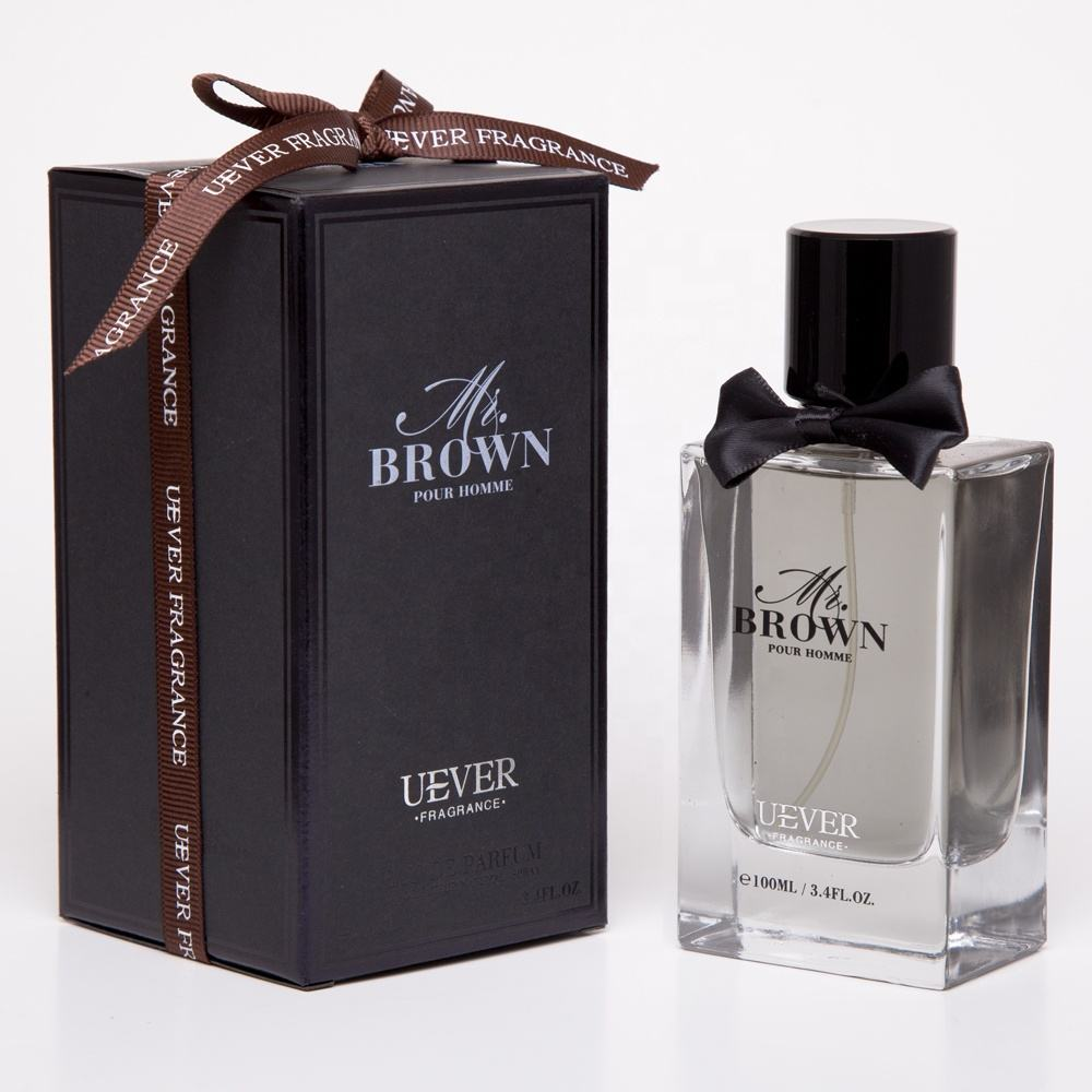 Yiwu Factory Supply Wholesale Dubai Perfume For Men Original Fragrances 100ML