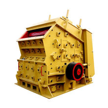 Top Quality The Flaky Soft Material Used Stone Impact Crusher Crushers