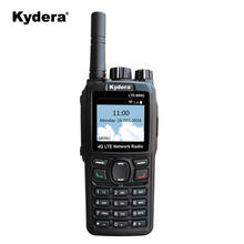 4G 100 mile walkie talkie  with sim card phone calling android system ptt radio walki talki set