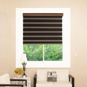 custom zebra blinds blackout hotel rainbow window blind zebra day night roller