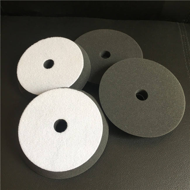 Foam buffing pad kit polijsten compound cutting pad