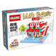 HSANHE china import toys assembly 3d construction set educational building block