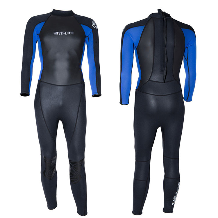 Brand New Diving Suit Smooth Skin Neoprene Wetsuits