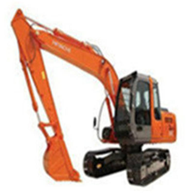 Selling high quality Hitachi ZAX75US used crawler excavator
