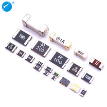 6V 8V 15V 24V 30V 32V 63V 125V  250V 300V SMD Surface Mount ceramic fuse PPTC resettable Fuse
