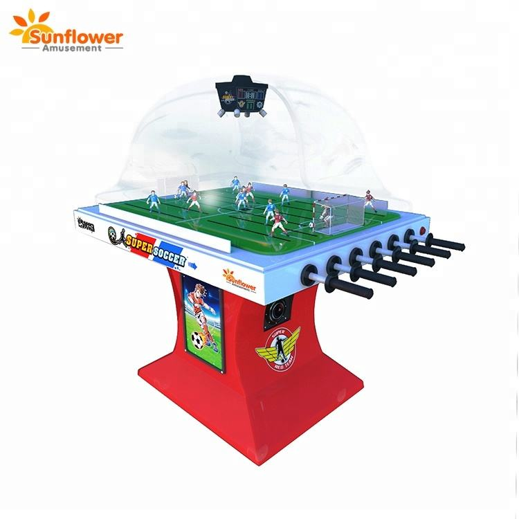 New Christmas gift sport game football table soccer table game for amusement parks from Sunflower
