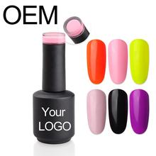 2770 Color Free Samples OEM Private Label UV Nail Gel Polish