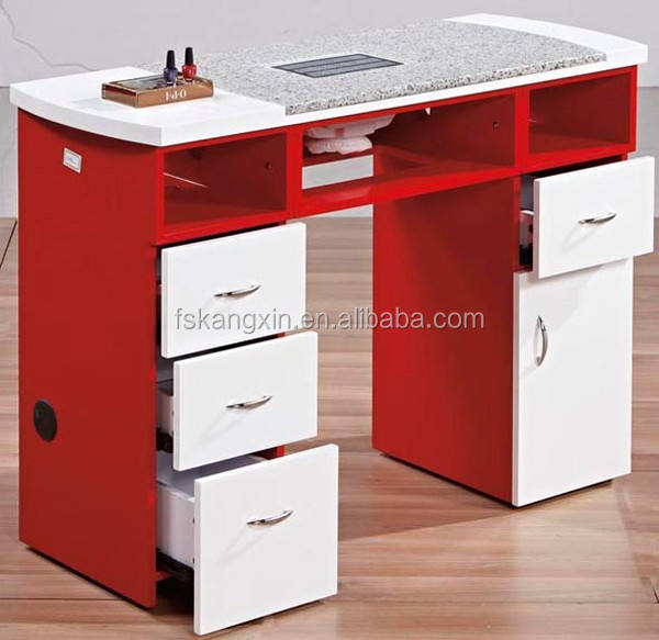 Cheap nail technician tables for sale