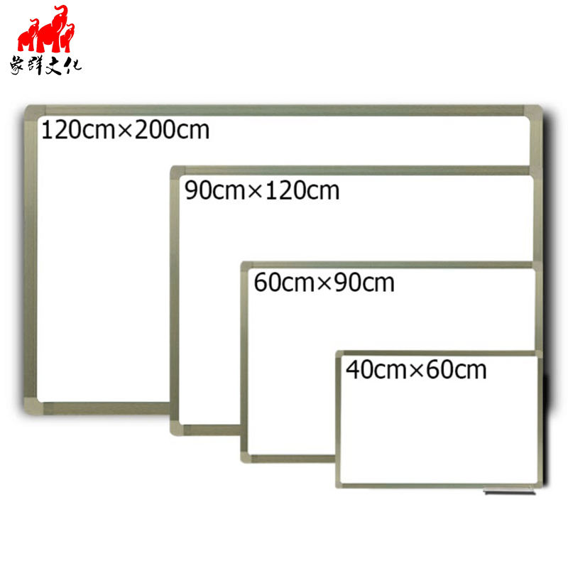 Papan Tulis Sudut Transparan Papan Tulis Whiteboard Magnetic Sheet