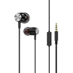 Certificato Auricolare Originale di Alta Qualità Audio A Cancellazione di Rumore Wired In-Ear Digitale glod 3.5mm spina di jack Per Cuffie