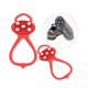 Winter Skiing Anti-slip Safe Outdoor Walking Hiking Ice Snow Grippers Crampons Climbing For Micro Spikes Shoe Boots