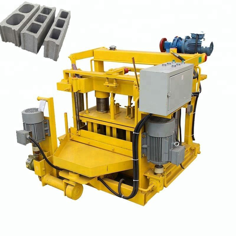 QT40-3A cheap cement brick making machine
