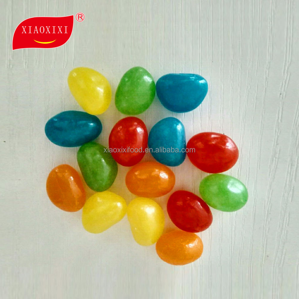 Bulk packing halal sweets jelly bean with halal certification