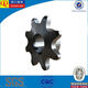 High speed Stock bore duplex row conveyor Chain pitch sprocket