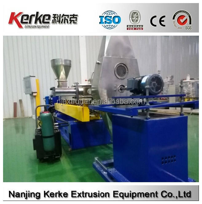 PP/PE/EVA original twin screw plastic granules making machine price