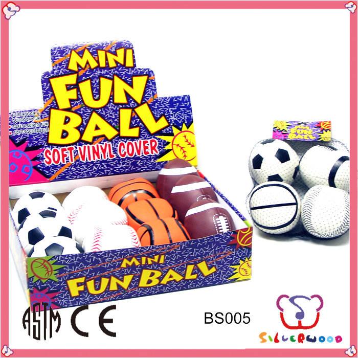 icti usine personnalisée de haute qualité souple enfants jouet balle en <span class=keywords><strong>caoutchouc</strong></span>