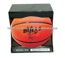ハイクラスの品質バスケットボールとロゴメーカー