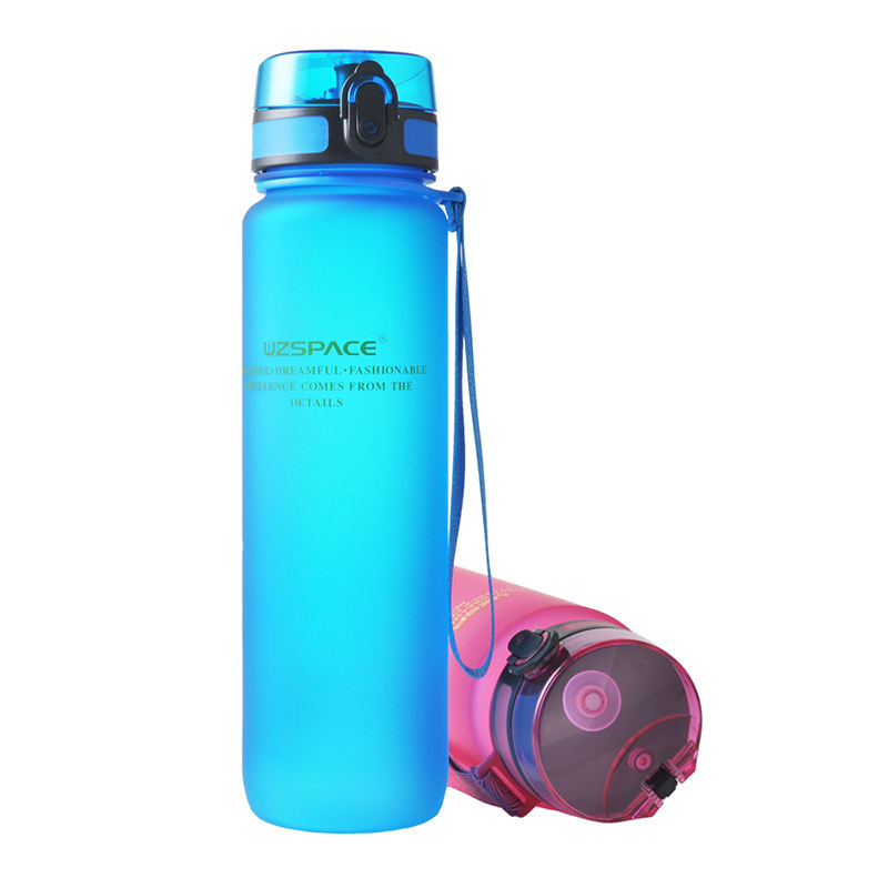 BOTTLED JOY Protein Shaker Bottle with 2-Layer Twist and Lock Storage Container Tritan Lady Sports Protein Mix Fit Shaker Water Bottle 480ml 16oz 16 Ounce Shen Zhen Xin Yue Tang Plastic /& Hardware Co Ltd