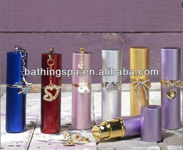 Hot selling aluminum perfume bottle