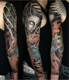 wholesale artificial tattoo sleeves, tattoo sleeve, tatoo sleeve