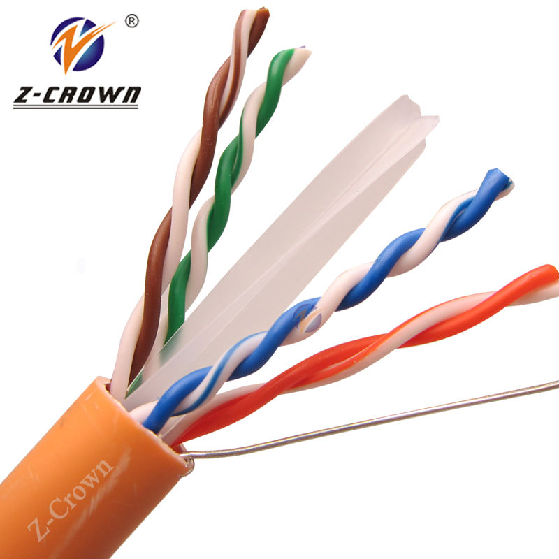 Factory Price Belden 23awg Cat 6 UTP Cable 1000FT