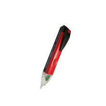 LED Flashlight Function Non Contact High Voltage Tester Pen