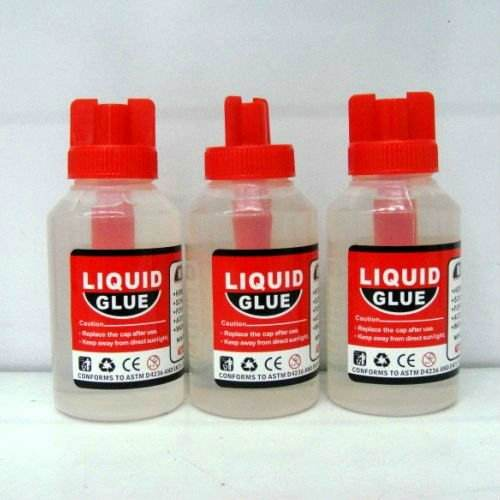 100ml pva liquid transparent paper glue