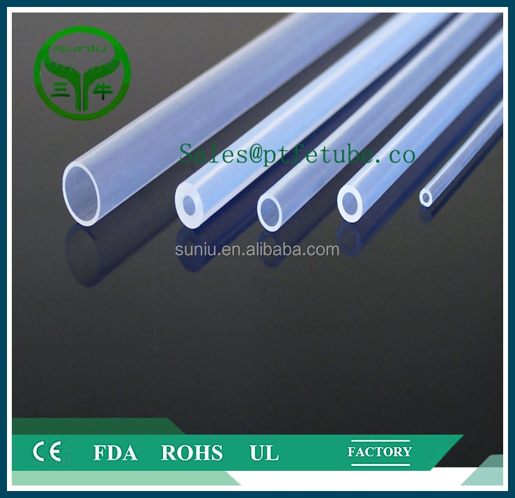 Excellente téflon transparent tube fep