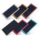 2020 new portable Fast charging power bank Mini portable solar energy charger USB power banks 20000mah powerbank for smartphone
