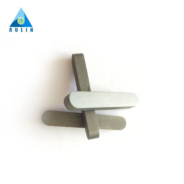 ISO certificate customized K10 cemented tungsten carbide square bar,tungsten carbide flat,tungsten carbide strips for cutting