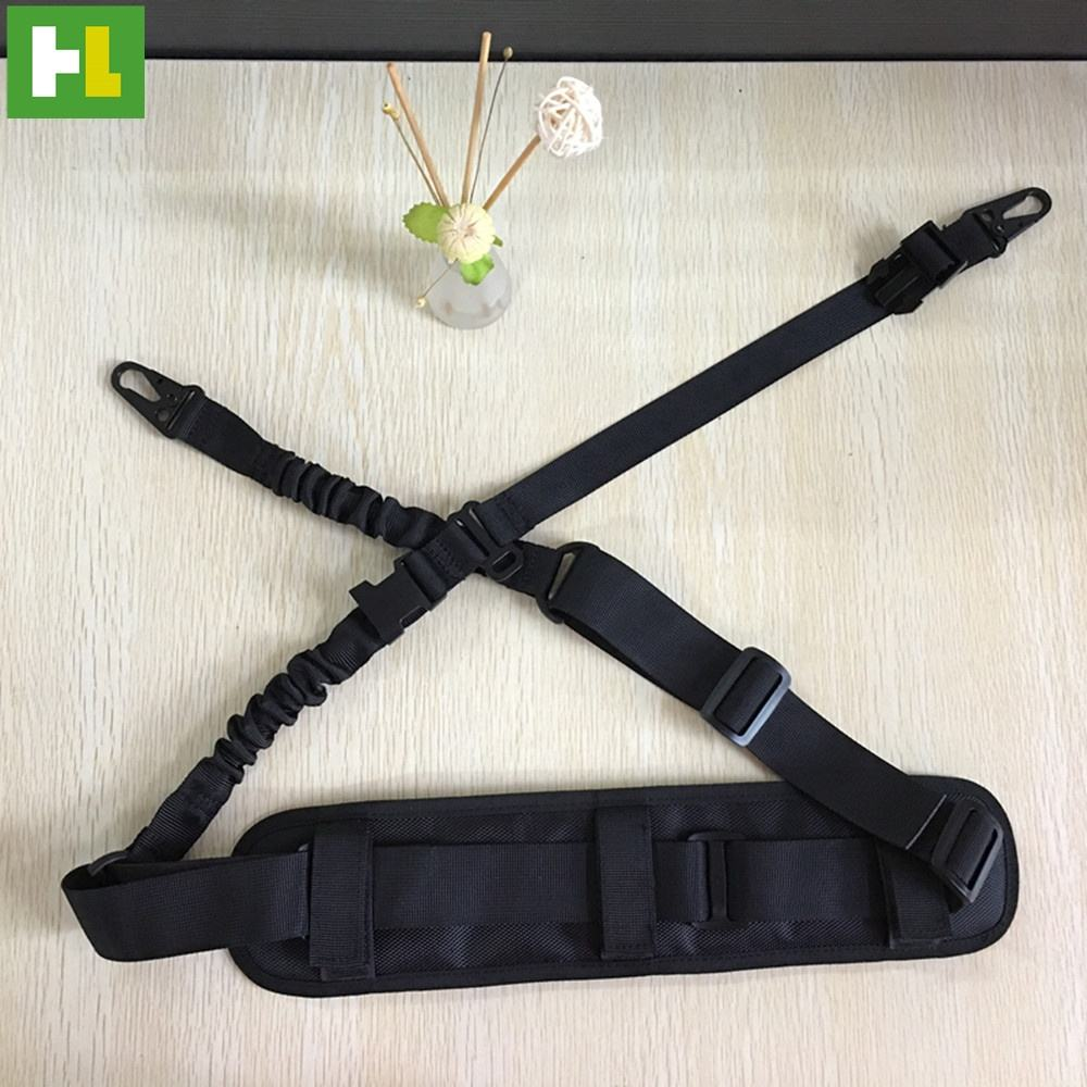 High quality elastic gun sling Custom logo shoulder pain relief strap