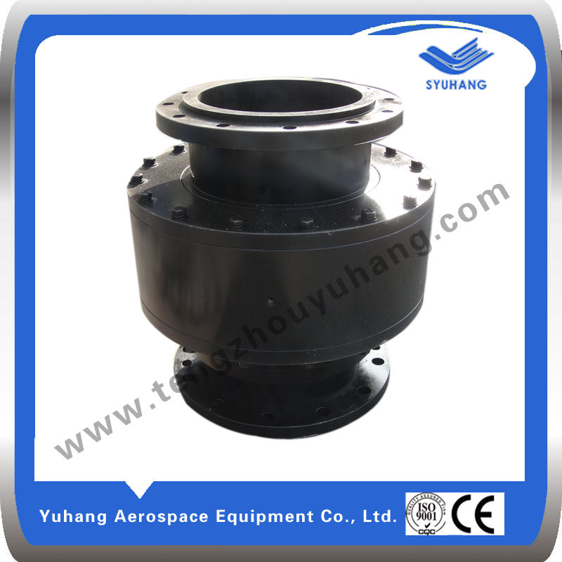 DN300 high pressure water swivel joint of straight type flange connection