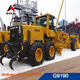 China SDLG Road Machinery 200HP G9190 Motor Grader For Sale