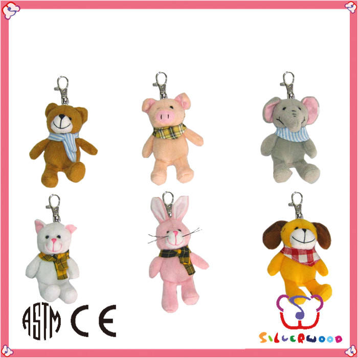 Familiare in oem odm disegno bello mini <span class=keywords><strong>mickey</strong></span> <span class=keywords><strong>mouse</strong></span> peluche portachiavi produttore