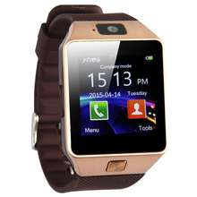 FancyTech DZ09 smart watch phone mobile phone Internet touch screen positioning BT camera