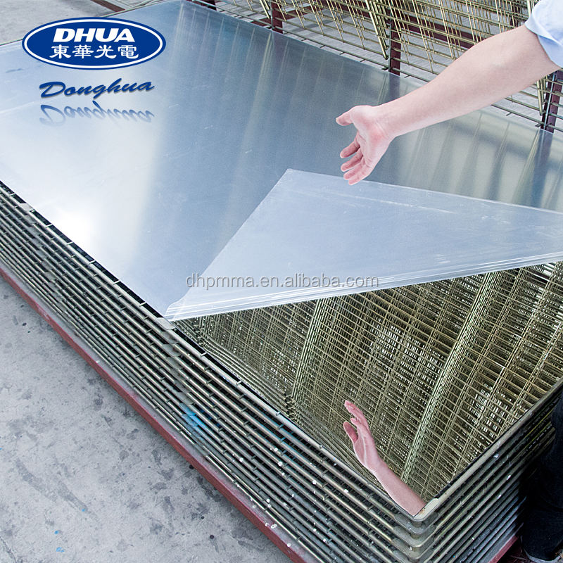 Standard & Custom Sizes Highly Durable highly Reflective Extruded Acrylic Mirror Sheet