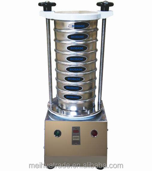 Automatic Laboratory Test Sieve Shaker For Pharmaceutical Stainless Steel HOT SALE