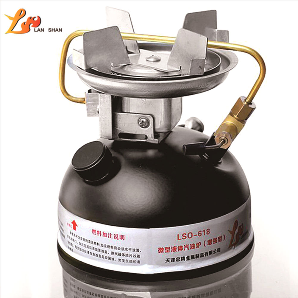 Camping Gasoline Burner camping newest mini liquid fuel camping gasoline stoves and portable outdoor kerosene stove burners