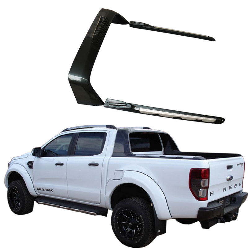 Anti Rear roll bar pickup truck roll bar for ford ranger raptor T6 T7 T8